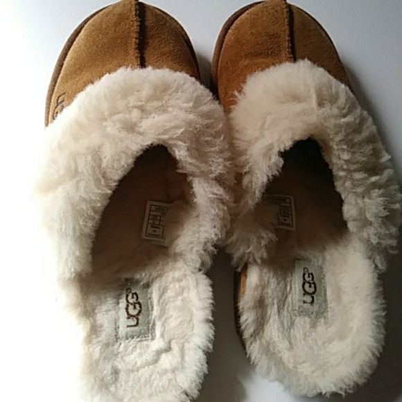 cc52a6ae274 ⏬Price Drop! UGG Tan Slippers